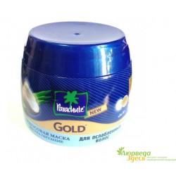 Крем-маска Кокосовая для волос PARACHUTE GOLD для ослабленных и склонных к выпадению волос Parachute Gold Extra Nourishment