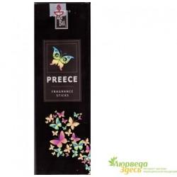 Благовоние Preece Fragrance Sticks Сандал с Экзотическими Цветами, 50грм.