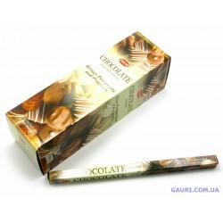 Благовоние Chocolate (Span) Hem, Агарбати Шоколад, квадрат
