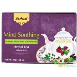 Успокаивающий чай от головной боли, Сахул, Mind Soothing, Sahul