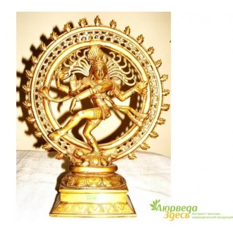 "Бронзовая статуэтка ""Шри Шива Натарадж"" высота 35 см., вес 3,85 кг"