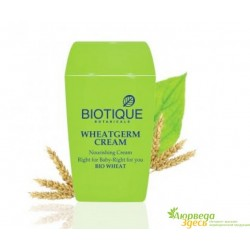 Детский увлажняющий крем Био Зародыши Пшеницы Биотик, Biotique Bio Wheat Germ BABY Cream