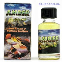 """Ароматическое масло """"Amber"""" Янтарь 8 мл."""