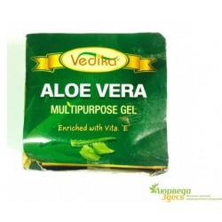 Гель Алоэ Вера, 125 мл., Vedika