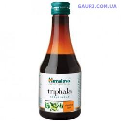 Трифала Хималая - Аюрведический сироп, Triphala Himalaya 200мл