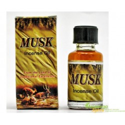 Ароматическое масло Муск, Musk 8 мл.
