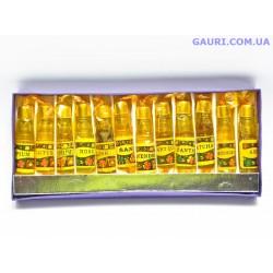 Ароматические масла в наборе 12 ароматов OM EXPO, Natural Perfume Oils, Gift Box