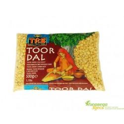 Тур Дал, один из самых популярных бобовых, Toor Dal
