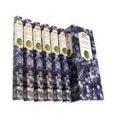 Благовоние Lavender Hem, Лаванда Хем, 20 палочек в упаковке