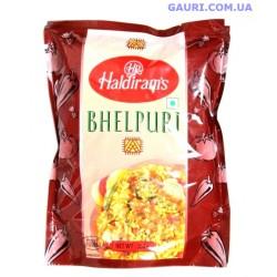 Бхелпури - мягкая пряная смесь, Bhelpuri Haldirams