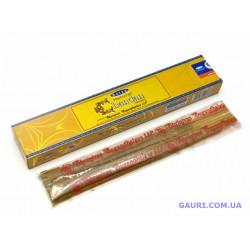 Благовоние пыльцовое Natural Chandan, Satya с легким ароматом Сандала