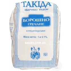 Мука Гречневая, Такида, истинно диетический продукт