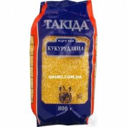 Крупа Кукурузная, Такида, полноценное гипоалергенное питание, 800 грм., Такида