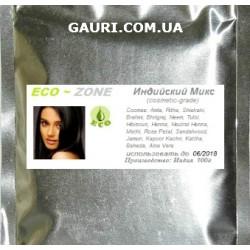 Мега Микс 100г. укрепляющая маска для волос из 36 аюрведических растений.