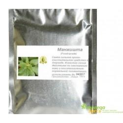 Манжишта Чурна, Манджишта, 100грм. Rubia Cordifolia, Manjishta, улучшает обмен веществ