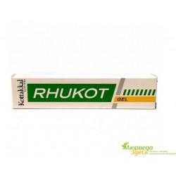 Рукот гель Коттаккал, Rhukot Kottakkal Arya Vaidya Sala, эффективное противовоспалительное и болееутоляющее средство
