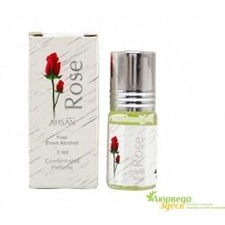 Духи Роза 6 мл, Ahsan Rose