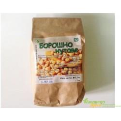 Мука Нутовая, Бесан, Борошно Нутове фасоване, 500 г, истинно диетический продукт