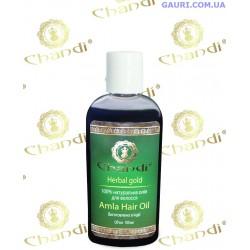"Натуральное масло для волос ""Амла"" Чанди, Amla Chandi, 100мл"