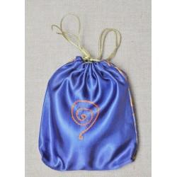 Подарочные мешочки - шёлк, ручная работа