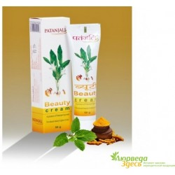 Крем универсальный Бьюти крем Теджас Патанджали 50 гр., Tejus Patanjali Beauty Cream