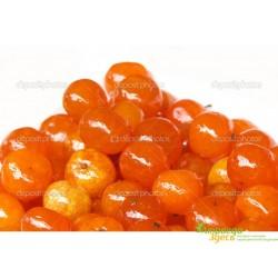 Апельсин целый цукат, 100 г., Аюрведа