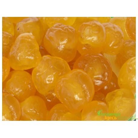 Лимон целый цукат, 100 г. натуральный, без красителей и ароматизаторов!
