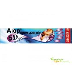 Крем для ног Аюр 5D защита