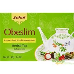 Чай ОбеСлим от избыточного веса, ObeSlim Tea, Sahul