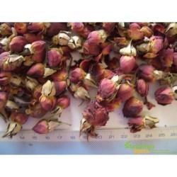 Роза Чайная бутоны, 25 грм, сушоные бутоны Роз для чая!