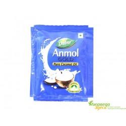 Кокосовое масло Dabur Anmol 3 мл., источник 100% натуральной красоты!