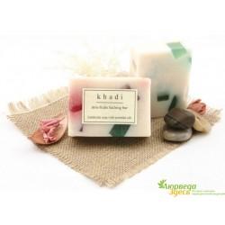 Мыло Кхади Фруктовый микс, Khadi Herbal Mix Fruit Soap