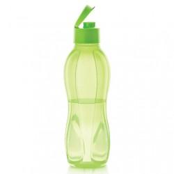 Эко-бутылка (1 л) в салатовом цвете, с клапаном, Tupperware