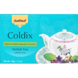 Чай Колдикс от простуды Сахул, Coldix Sahul India Limited