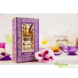 Ароматическое масло - Духи Кришна Муск Песня Индии, Song of India R.Expo, Krishna Musk Natural Fragrant Oil, 10мл