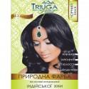 Краска Чёрная для волос на основе натуральной хны Триюга-ОМ, Triuga Herbal 25грамм