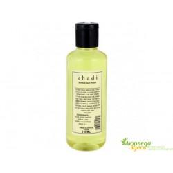 Гель для умывания травяной Хербал Кхади, Khadi Natural™ Herbal Face Wash