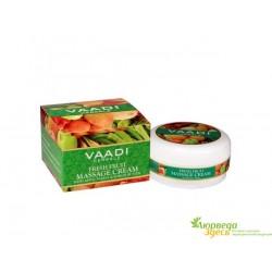 Крем для массажа лица Свежие Фрукты, Vaadi Herbals Fresh Fruit Massage Cream