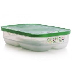 """Контейнер """"Умный холодильник"""" 1,8литра , низкий, Tupperware"""