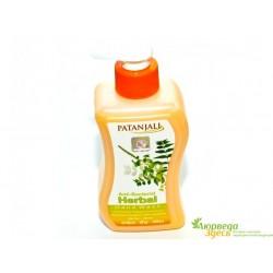 Мыло жидкое антибактериальное Патанджали, Patanjali Anti-Bacterial Herbal Hand Wash