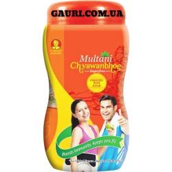 Чаванпраш диабетический Мултани Чаванбхог без сахара 500 г., Multani Sugar Free Chyawan Bhog