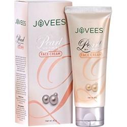 Крем для лица отбеливающий Жемчуг, Jovees Pearl Whitening Face Cream