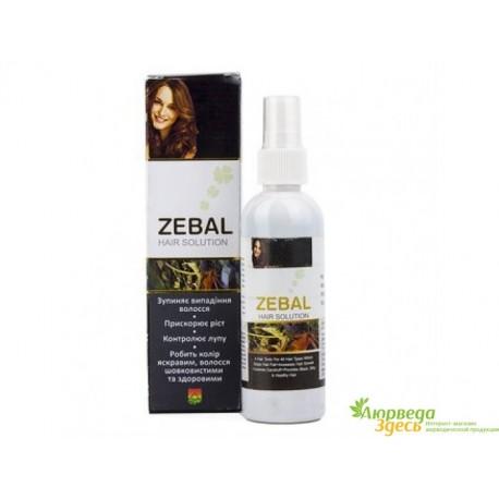Травяной лосьон Zebal для волос, 100мл