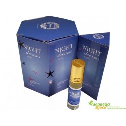 Духи Ночные мечтания 8 мл, Ahsan Night Dreams Perfume Oil Natural Fragrance Roll On Perfume