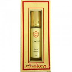 Ароматическое масло - Духи Чакра Вишудхи, Горло чакра 8 мл, Песня Индии, Song of India, R.Expo, Throat Chakra Perfume Oils