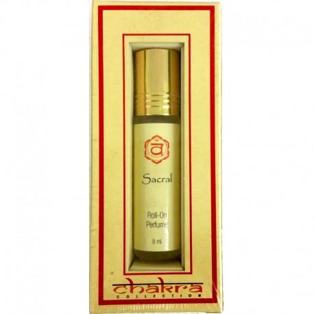 Ароматическое масло - Духи Чакра Сакрал 8 мл, Песня Индии, Song of India, R.Expo, SACRAL Chakra Perfume Oils
