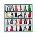 Брюки клёш, цвета в ассортименте, УТ-00001674, Индийская одежда!