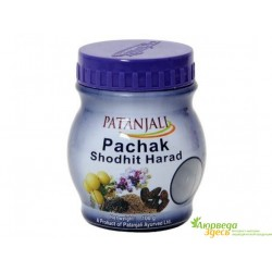 Пачак Шодхит Харад, Патанджали (пищеварение), Pachak Shodhit Harad, 100 грамм.