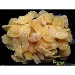 Имбирь цукат, 100 грамм