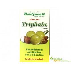 Трифала Экстра 100 таб., ГудКэр, проверенный результат, Triphala GoodCare